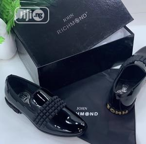John Richmond Patent Leather Loafers Shoes Available | Shoes for sale in Lagos State, Surulere