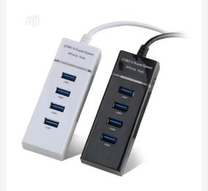 USB 3.0 To 4 Port USB Hub   Accessories & Supplies for Electronics for sale in Lagos State, Ikeja