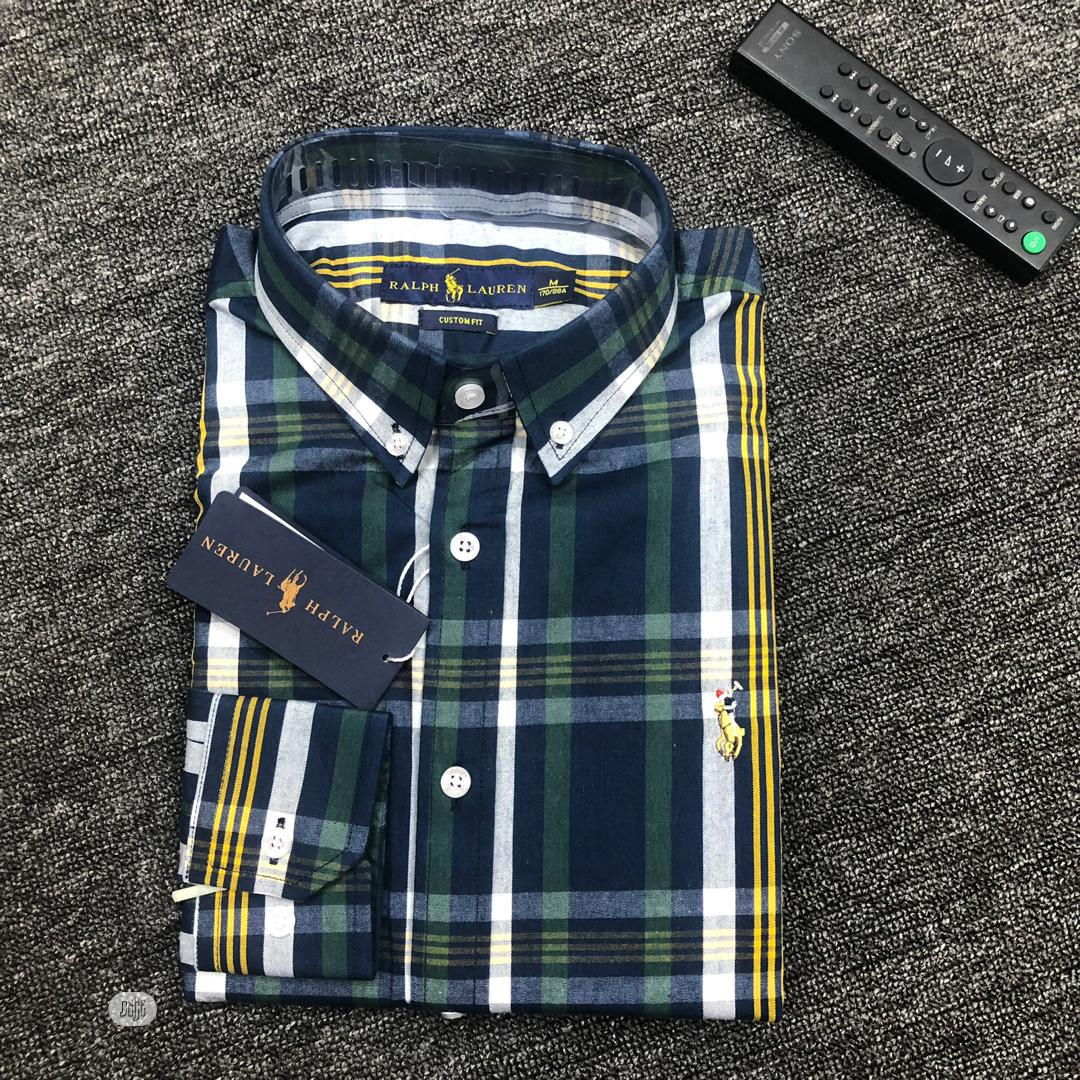 Polo Ralph Long Sleeve Shirts