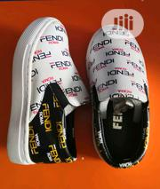 Fendi Roma Low Top Sneakers New | Shoes for sale in Lagos State, Surulere