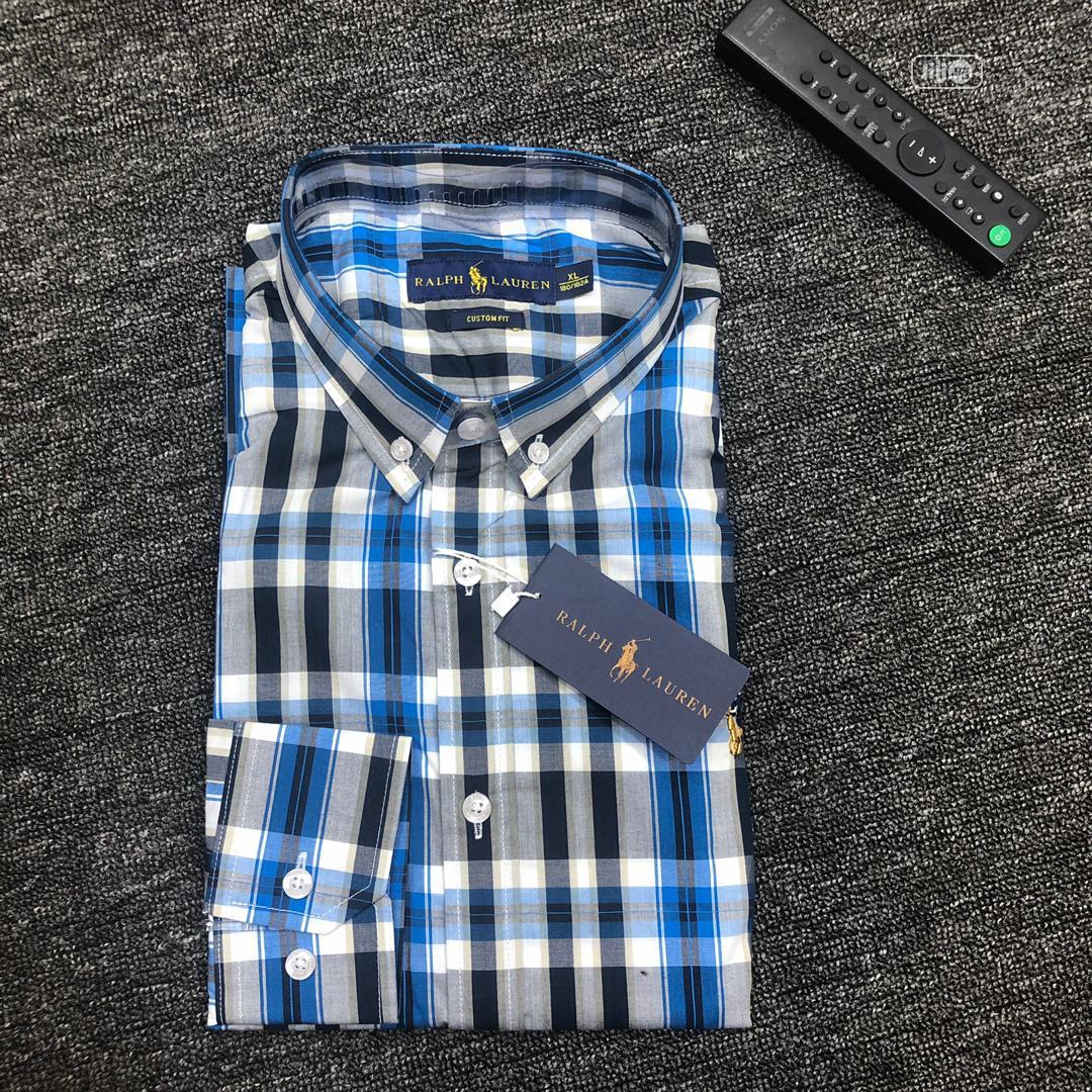 Ralph Lauren Corporate Casual Long Sleeve Shirts