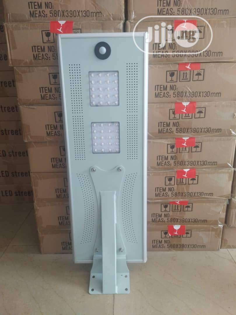 75watt All in One Solar Street Light Is Available