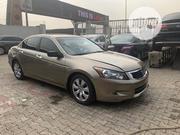 Honda Accord 2008 Gold | Cars for sale in Abuja (FCT) State, Kubwa
