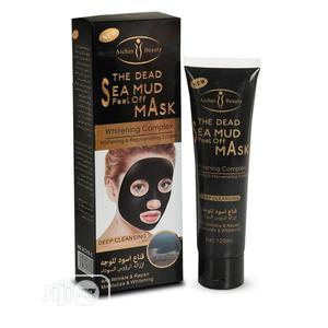 Aichun Beauty Sea Mud Deep Anti-Wrinkle Pores Peel Off MASK - BLACK | Skin Care for sale in Lagos State