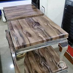 Quality Unique Marble Center Table   Furniture for sale in Lagos State, Oshodi