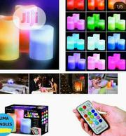 12 Auto Colour Changing Luma Candle | Home Accessories for sale in Lagos State, Lagos Island