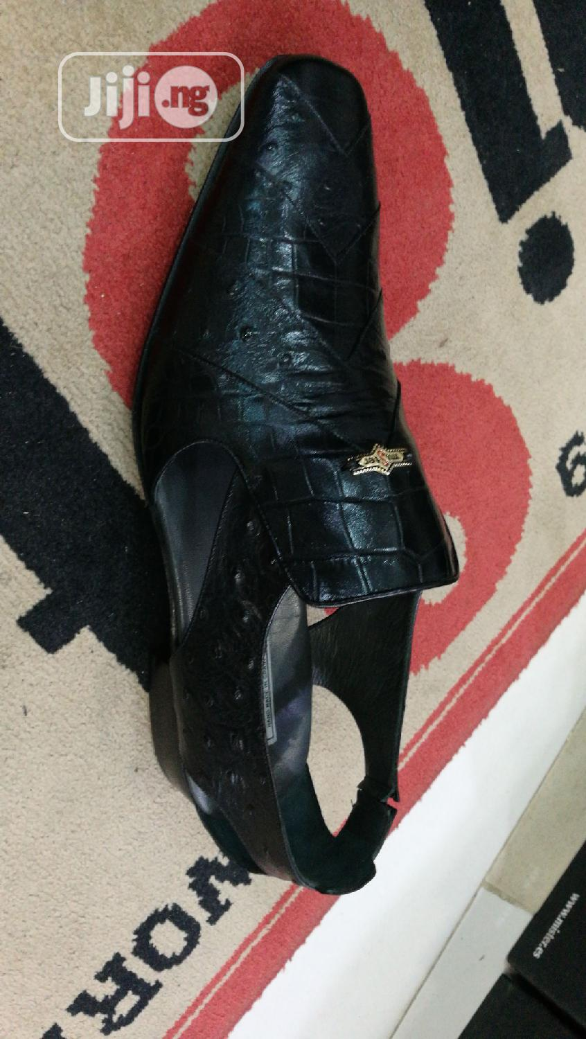 Original Brand Spain Hand-Made Mister Shoe Sandals   Shoes for sale in Lagos Island, Lagos State, Nigeria
