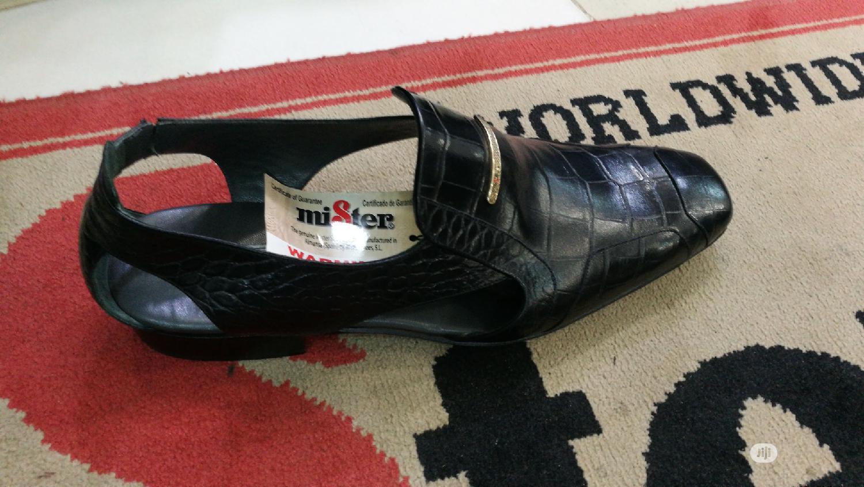 Original Brand Spain Hand-Made Mister Shoe Sandals