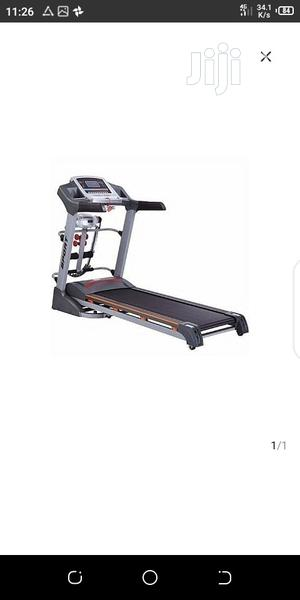 2hp Treadmill With Massager and Usb | Sports Equipment for sale in Lagos State, Badagry