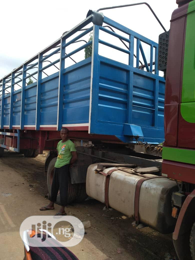 Trailers Transport Services Nationwide