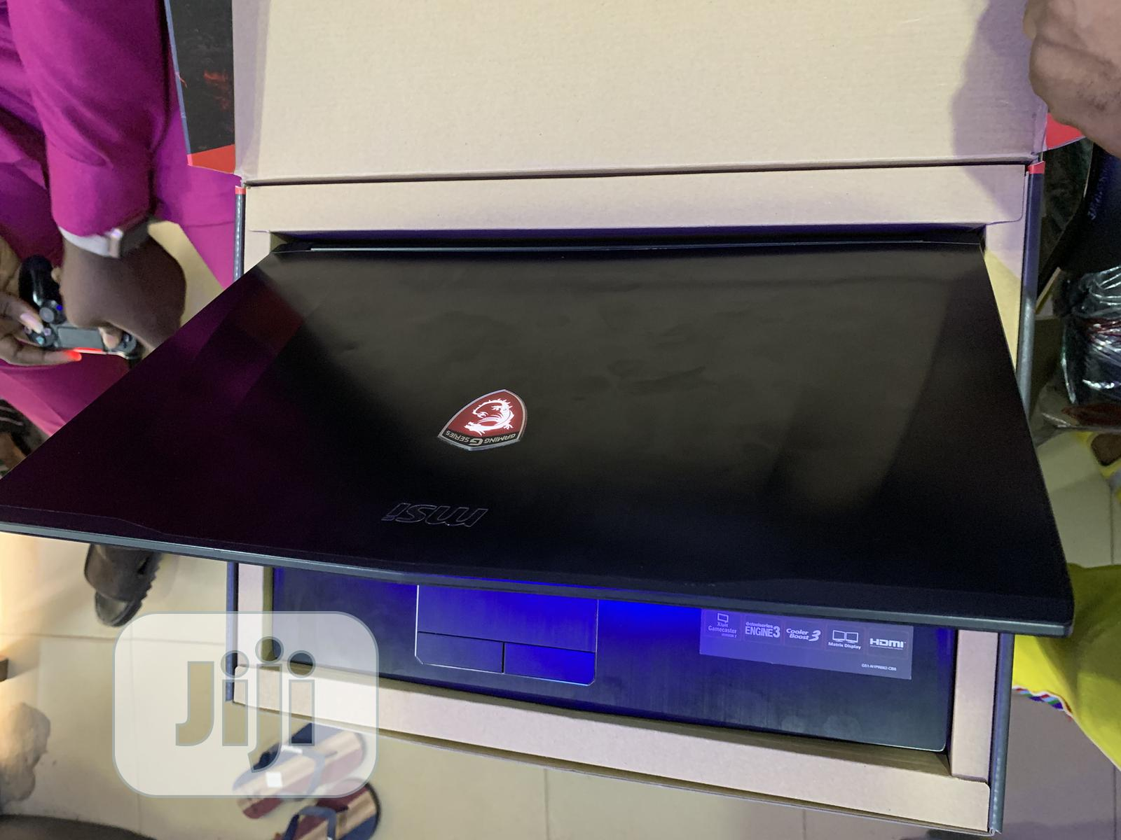 New Laptop MSI GE62 2QF Apache Pro 16GB Intel Core I7 SSHD (Hybrid) 1T | Laptops & Computers for sale in Benin City, Edo State, Nigeria