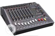 8 Channel Powered Mixer | Audio & Music Equipment for sale in Lagos State, Ojo