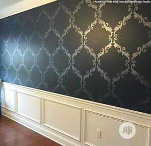 Wallpaper, 3d Panel And House Painting Services | Building & Trades Services for sale in Lagos State, Shomolu