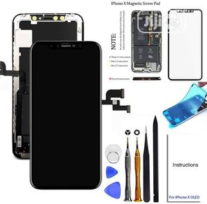 iPhone X LED Digitizer Screen | Accessories for Mobile Phones & Tablets for sale in Lagos State, Ikeja