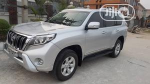 Toyota Land Cruiser Prado 2015 VX Silver   Cars for sale in Lagos State, Lekki