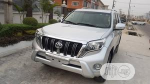Toyota Land Cruiser Prado 2015 VX Silver | Cars for sale in Lagos State, Lekki