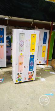 Kids Beautiful Wooden Wardrobe With Different Compartments | Children's Furniture for sale in Lagos State, Ojota