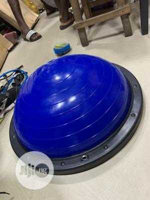 Bosu Exercise Ball   Sports Equipment for sale in Rivers State, Port-Harcourt