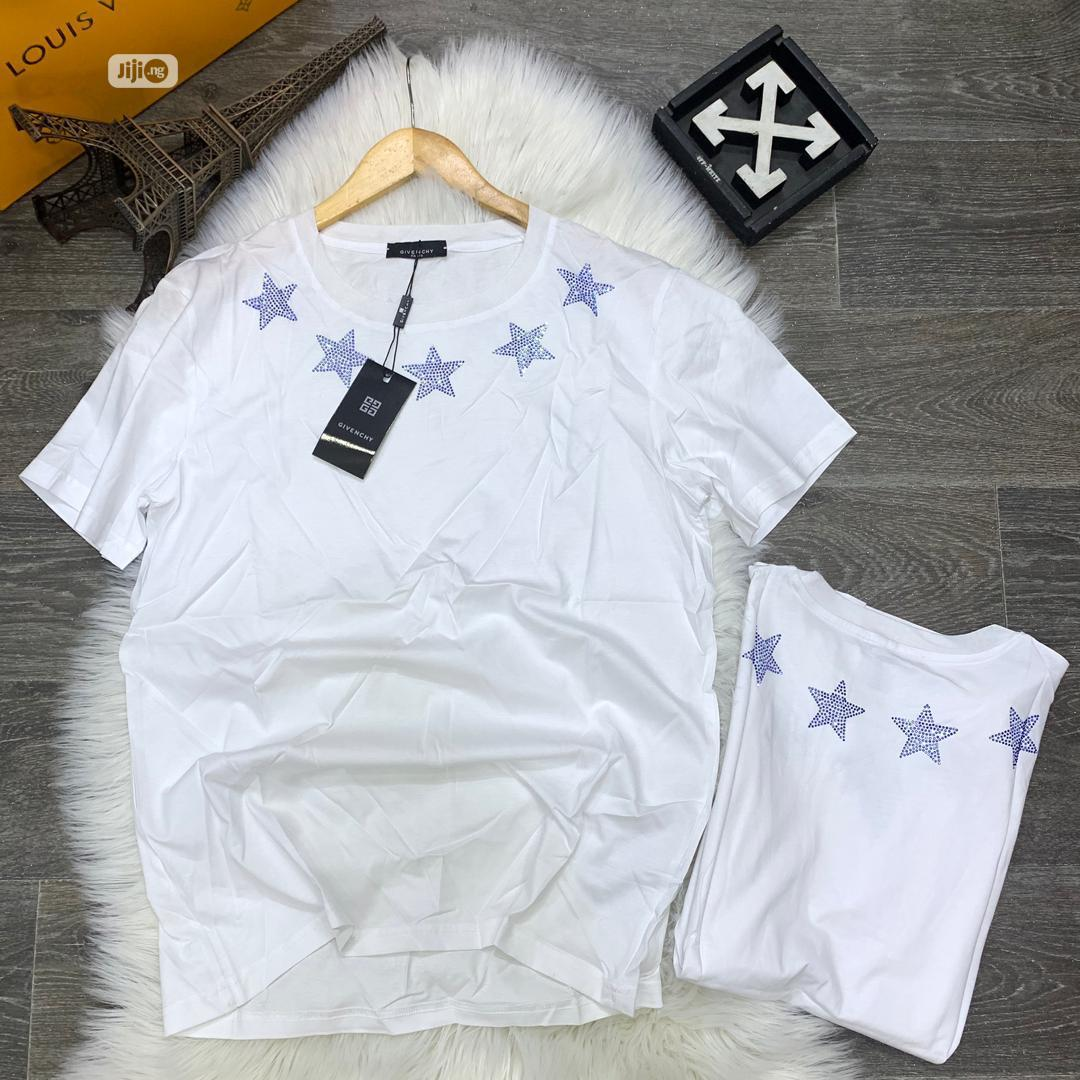 Archive: Authentic Givenchy T-Shirts(White Black)
