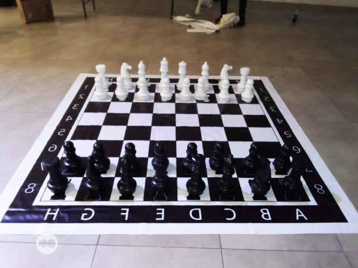 Tournament Chess Mat