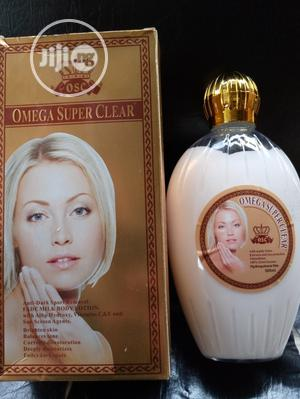 OMEGA Super Clear With Mulity Fruits Extracts Sun Protector
