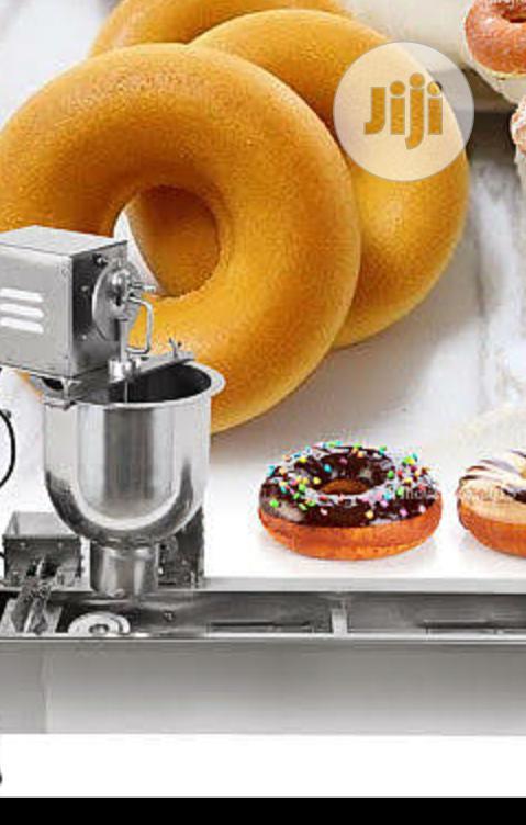 Doughnut Making Machine