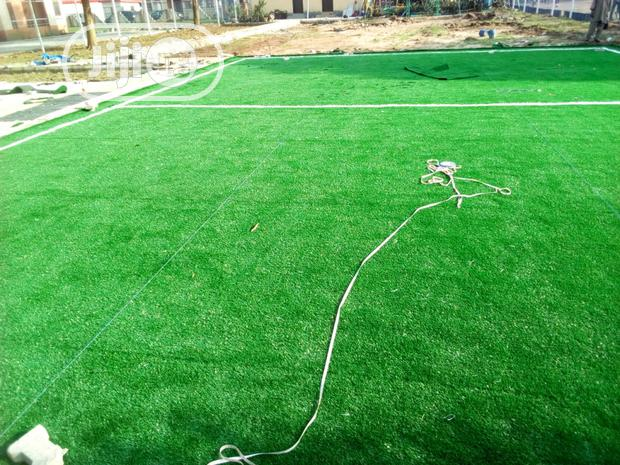 Synthetic Carpet Grass For Lawn Tennis Court In Lagos State