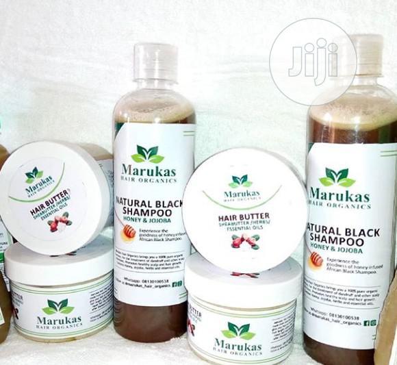 Organic Hair Shampoo