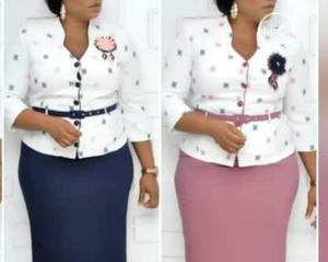 New Female Coperate Gown | Clothing for sale in Lagos State, Ikeja