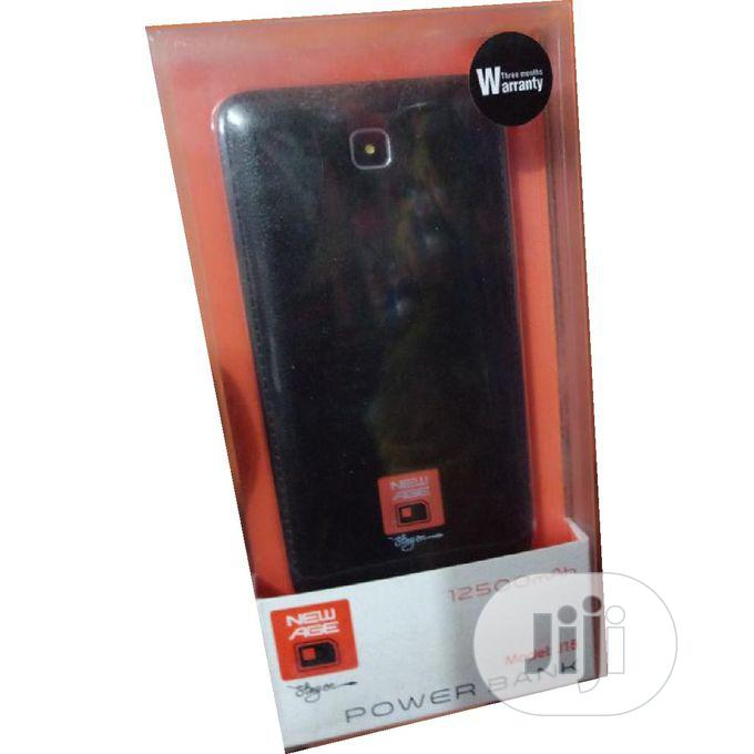 New Age New Age 12500mah POWER BANK | Accessories for Mobile Phones & Tablets for sale in Ikeja, Lagos State, Nigeria