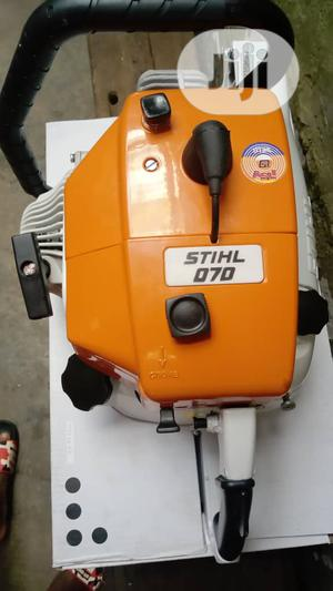 Sthil Saw Machine (Model 070 Original Sthil) | Hand Tools for sale in Lagos State, Apapa