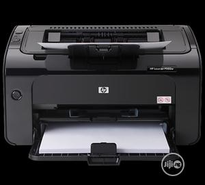 HP 1102 Black And White Laserjet Printer   Printers & Scanners for sale in Lagos State, Ikeja