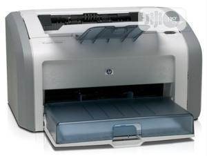 HP 1020 Black And White Laserjet Printer   Printers & Scanners for sale in Lagos State, Ikeja
