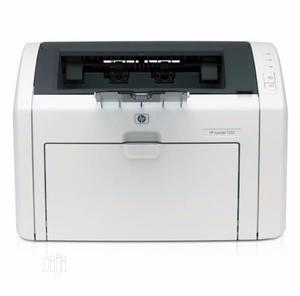 HP 1022 Black and White Laserjet Printer   Printers & Scanners for sale in Lagos State, Ikeja