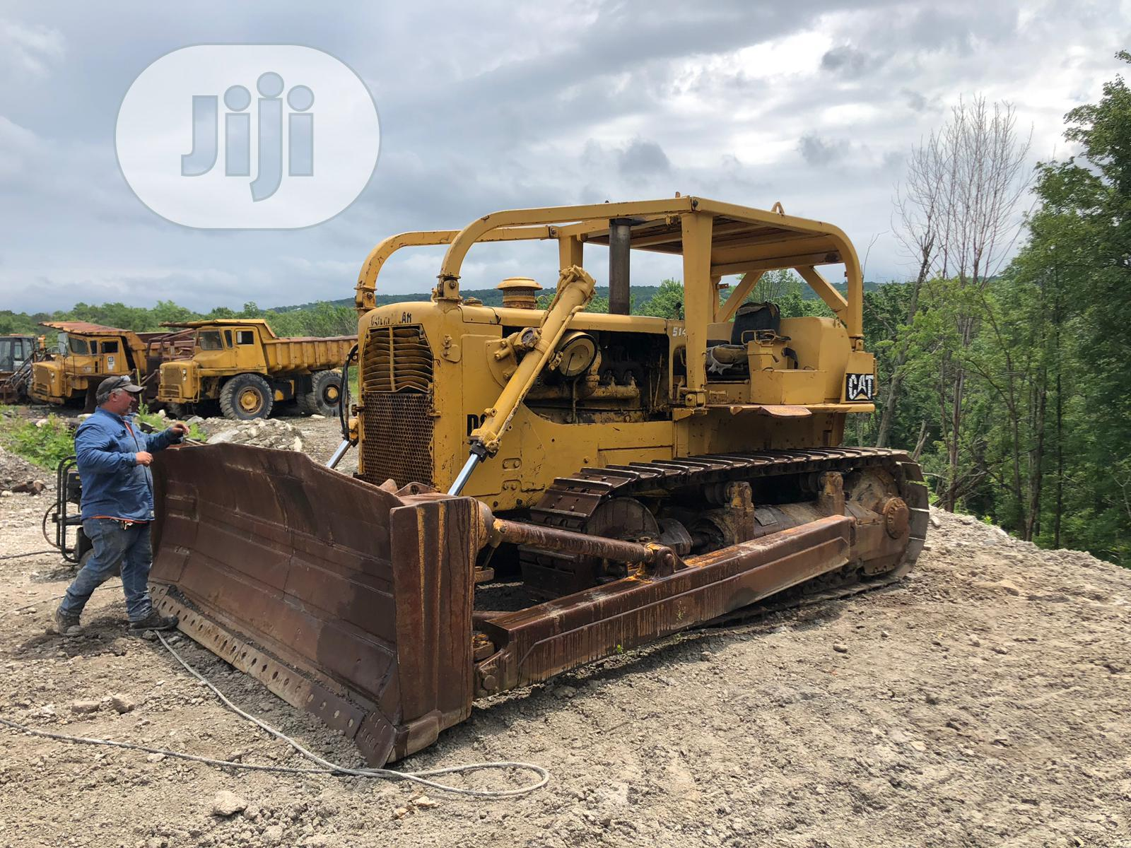 Newly Imported Caterpillar Bulldozer D8H for Sale | Heavy Equipment for sale in Osogbo, Osun State, Nigeria