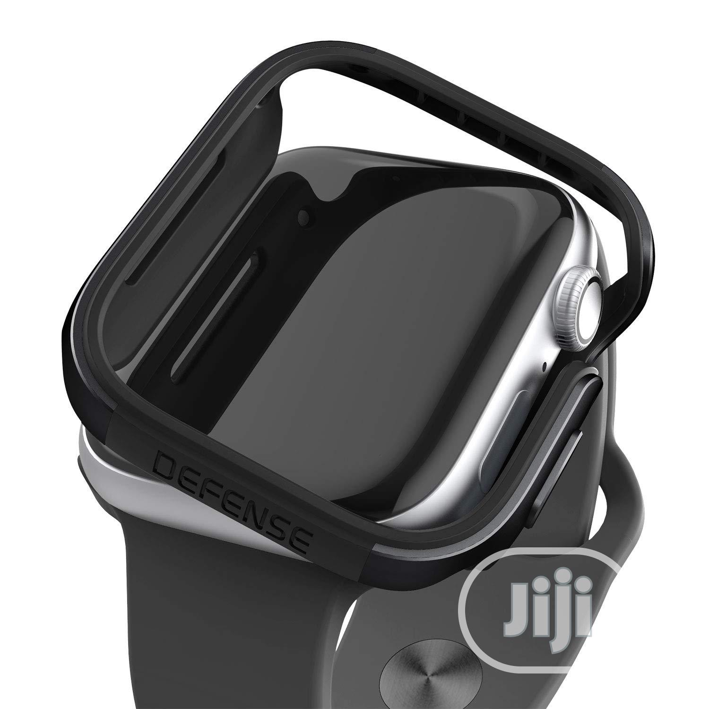 Defense Edge, 44mm Apple Watch Case - TPU Bumper Series 4 & Series 5,