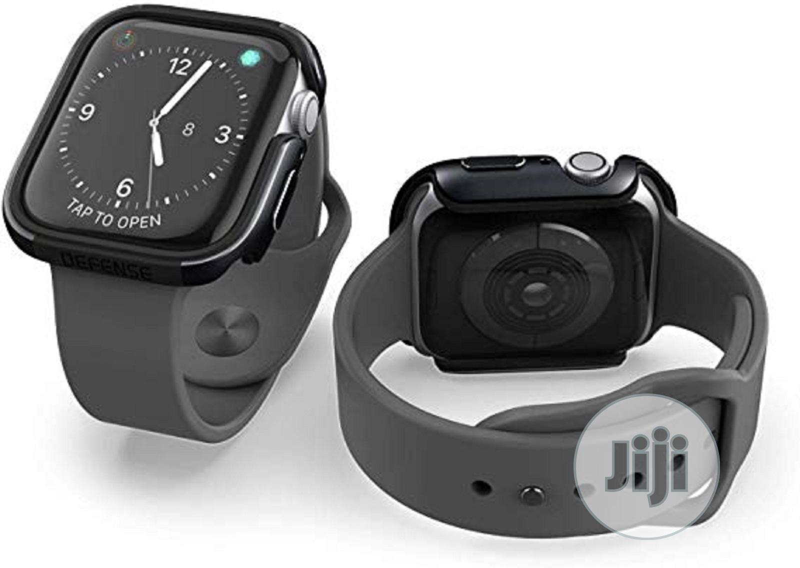 Defense Edge, 44mm Apple Watch Case - TPU Bumper Series 4 & Series 5, | Smart Watches & Trackers for sale in Ikeja, Lagos State, Nigeria
