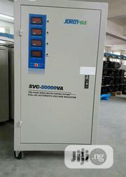 50kva JORDY ELE 3-phase Central Stabilizer | Electrical Equipment for sale in Lagos State, Ikeja