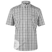 Pierre Cardin Short Sleeve Check | Clothing for sale in Lagos State, Ojodu