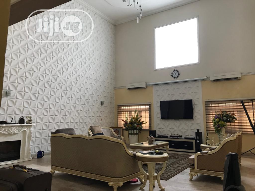 Archive: Well Finished 6 Bedroom Duplex For Sale At Agip Estate In Ph