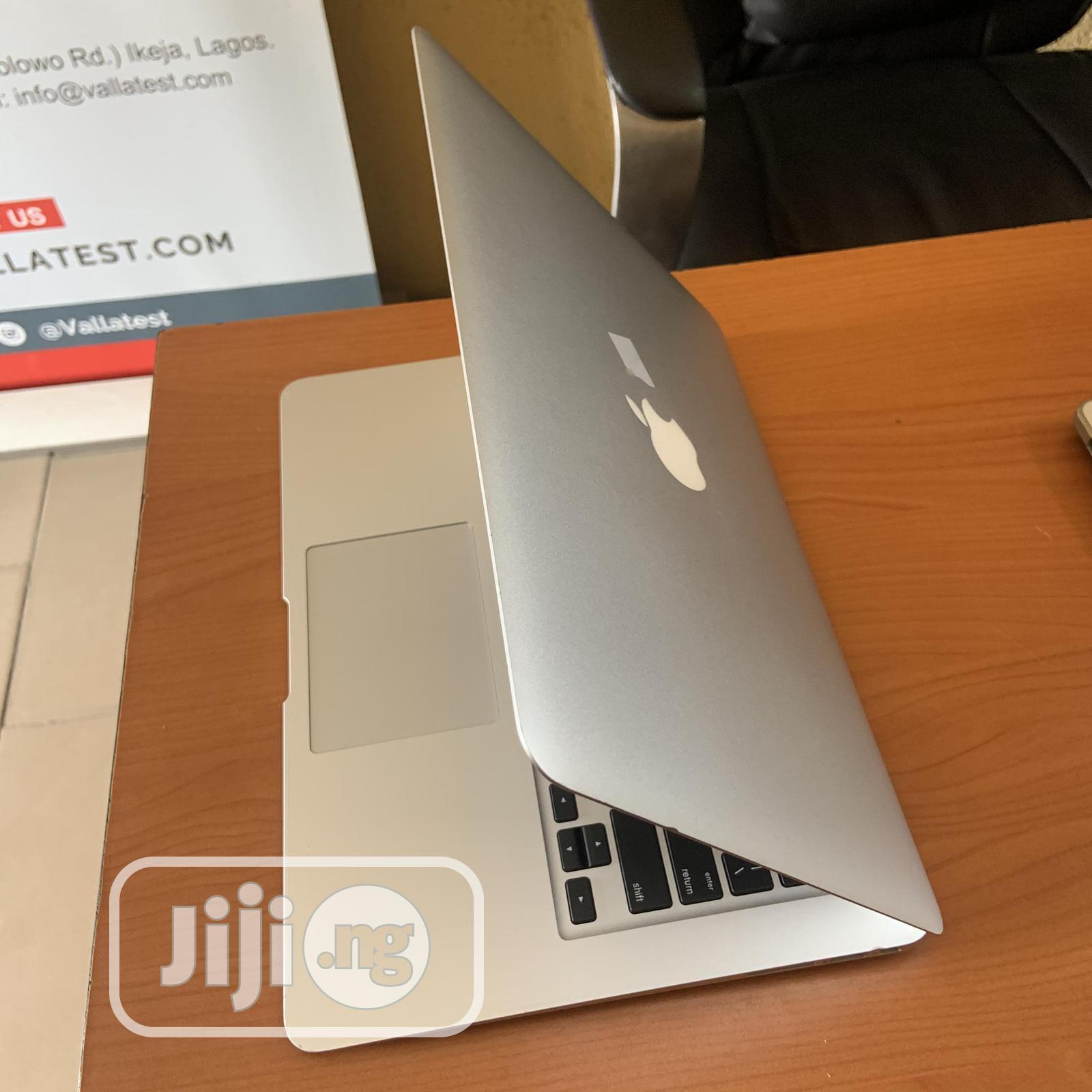 Laptop Apple MacBook Air 2015 8GB Intel Core I7 SSD 256GB | Laptops & Computers for sale in Ikeja, Lagos State, Nigeria