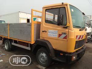 Mercedes Benz Truck Yellow 814 Pick Up | Trucks & Trailers for sale in Lagos State, Apapa