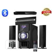 Home Theatre System With Bluetooth and DVD Player   Audio & Music Equipment for sale in Lagos State, Amuwo-Odofin