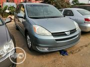 Toyota Sienna 2004 XLE FWD (3.3L V6 5A) Blue | Cars for sale in Lagos State, Amuwo-Odofin