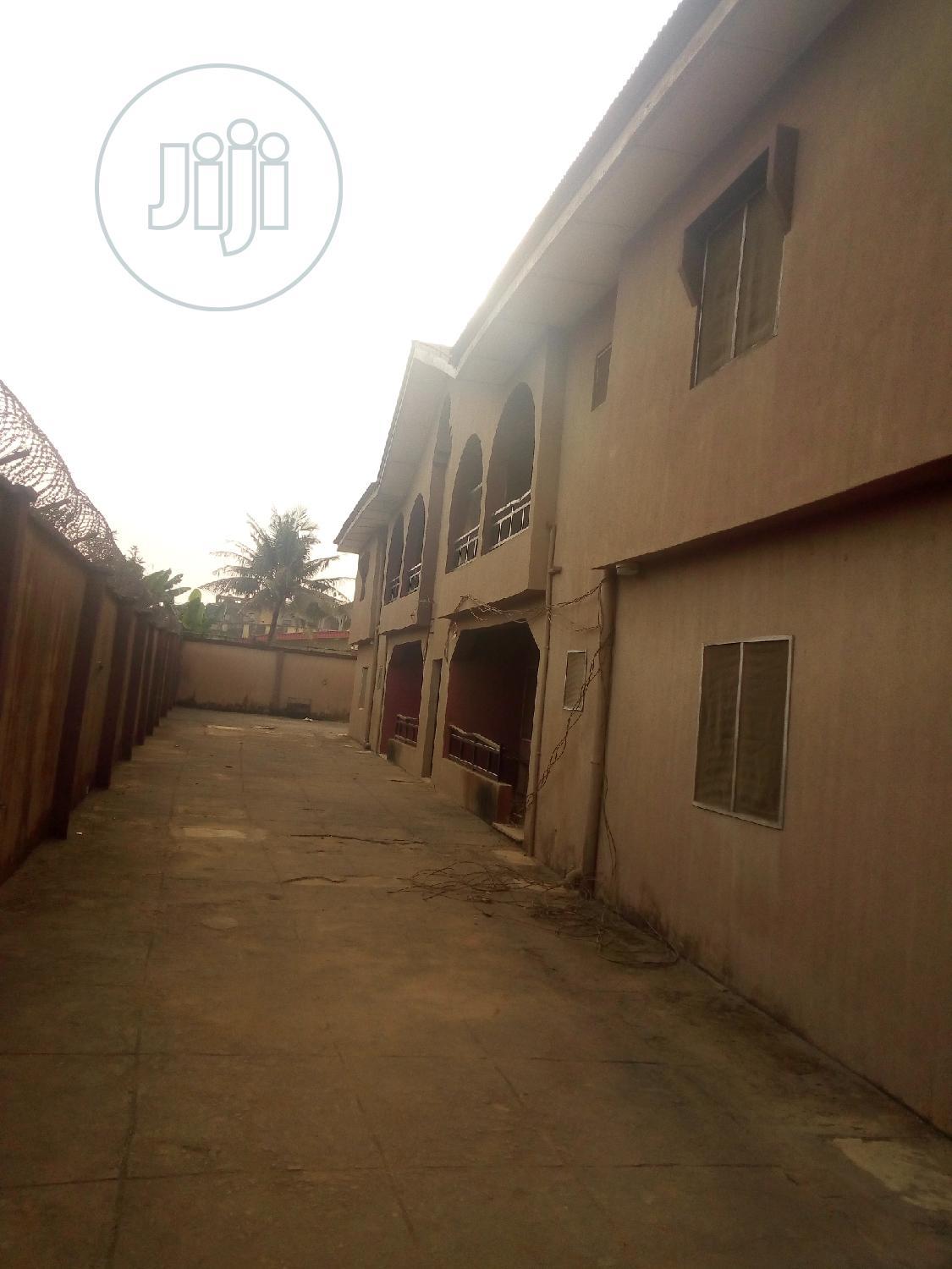 Block of 3bedrm Flat Is Available for Sale at Riverbank Estate,Akute | Houses & Apartments For Sale for sale in Ifo, Ogun State, Nigeria