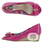 Liv Maddie Girls' Patent Peep Toe Wedge - 32 | Children's Shoes for sale in Lagos State