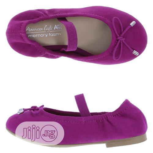 Archive: American Eagle Toddler Girls Lolla Comfort Flat