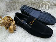 Quality Louis Vuitton Men's Suede Leather Loafers Shoes | Shoes for sale in Lagos State, Lagos Island