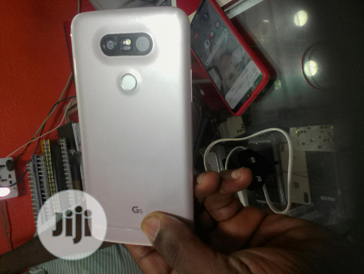 LG G5 32 GB Gold   Mobile Phones for sale in Ikeja, Lagos State, Nigeria