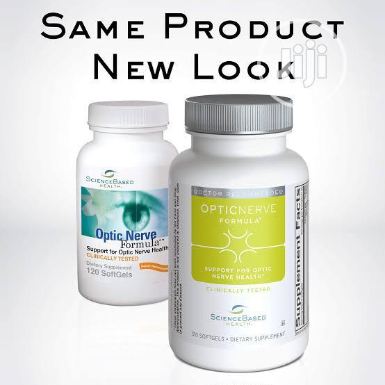 Optic Nerve Formula For Glaucoma | Vitamins & Supplements for sale in Lekki, Lagos State, Nigeria